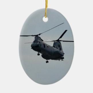 Sea knight CH-46 Christmas Ornament