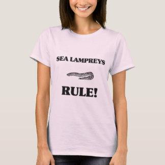 SEA LAMPREYS Rule! T-Shirt