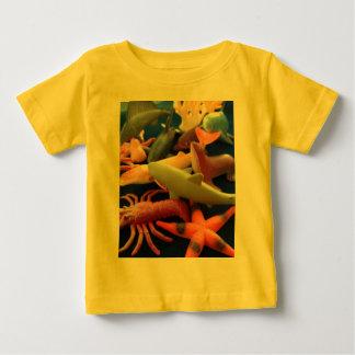 Sea Life Animals Tee Shirt Infant