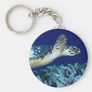 Sea Life - Sea Turtle Key Ring
