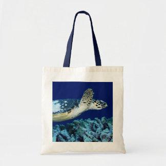Sea Life - Sea Turtle Tote Bag