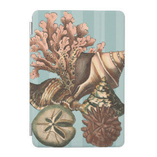 Sea Life Silhouette iPad Mini Cover
