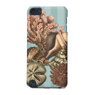 Sea Life Silhouette iPod Touch 5G Covers