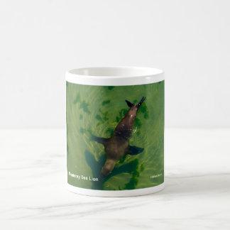 Sea Lion Monterey California Products Coffee Mug