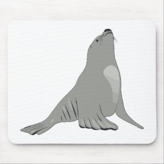 Sea Lion Mouse Pad