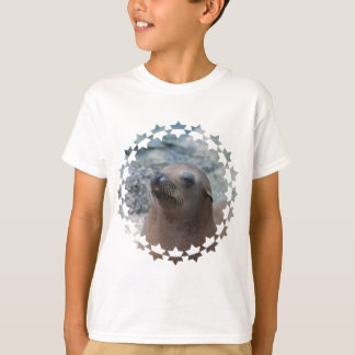 Sea Lion Star T-Shirt