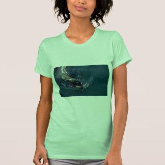 Sea Lion Swimming Tshirt