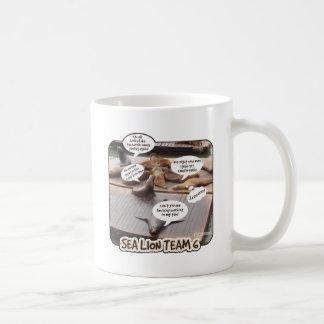 Sea Lion Team Six Mug