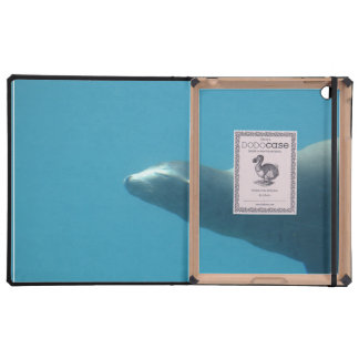 Sea Lion Underwater Cover For iPad