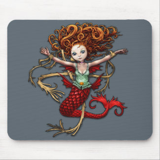 Sea-Maiden Mouse Pad
