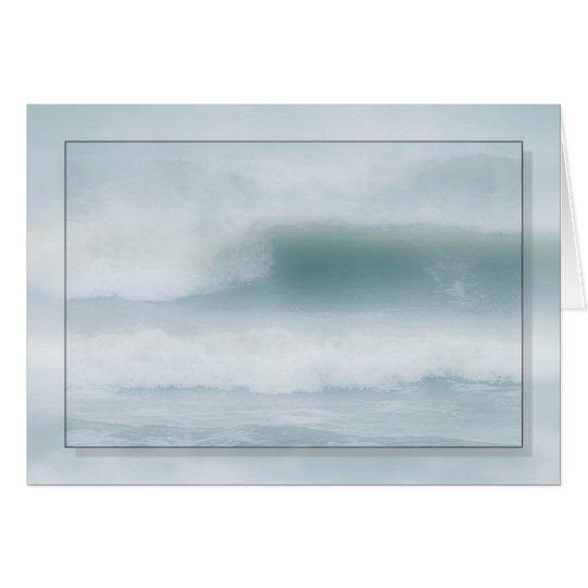 Sea Mist Card