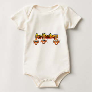 Sea Monkeys Monkees Design Creeper