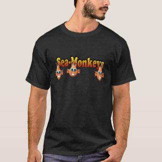 Sea Monkeys Monkees Design T-Shirt