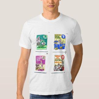 Sea Monkeys Tee Shirt