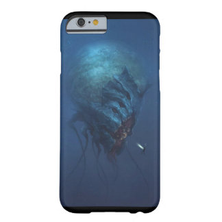 Sea Monster Barely There iPhone 6 Case