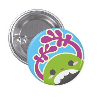 Sea Monster *Green* 3 Cm Round Badge