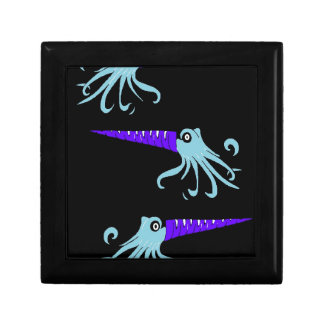 sea monsters gift box