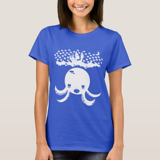 Sea Monsters T-Shirt