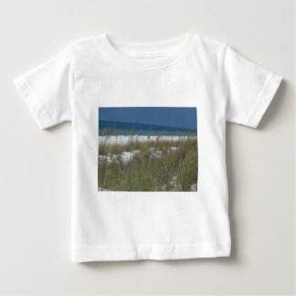 Sea Oats and Waves Baby T-Shirt