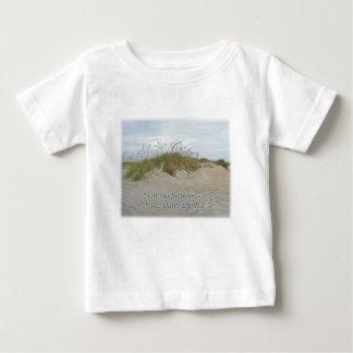 Sea Oats on Sand Dune Outer Banks NC Infant T-Shirt