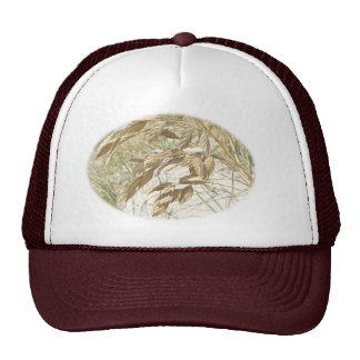 Sea Oats Outer Banks NC Series Trucker Hat