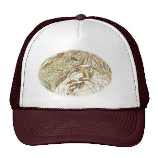Sea Oats Outer Banks NC Series Mesh Hats