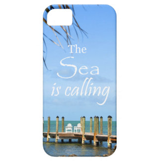 Sea, ocean romantic chairs caribbean photo barely there iPhone 5 case