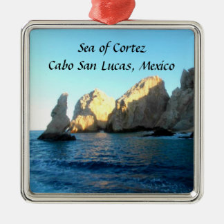 Sea of Cortez Cabo San Lucas Mexico Christmas Ornament
