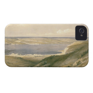 Sea of Galilee or Genezareth, looking towards Bash iPhone 4 Case-Mate Case