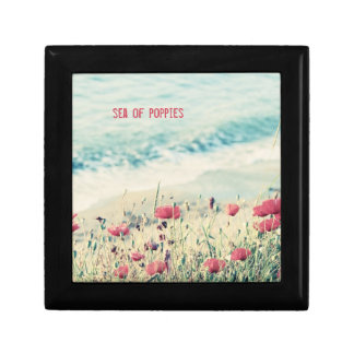 Sea of Poppies Jewelry Boxes