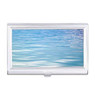 Sea of Tranquility Business Card Holder