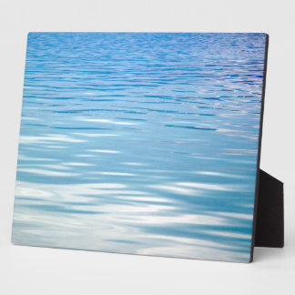 Sea of Tranquility Photo Plaque