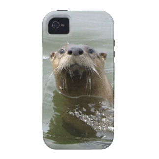 Sea Otter Cute Animal iPhone Case Case For The iPhone 4