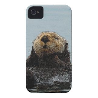 Sea Otter iPhone 4/4S Case-Mate Case