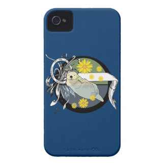 sea otter iPhone 4 Case-Mate cases
