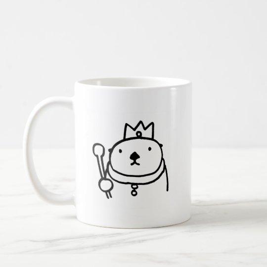 Sea Otter King & Queen Coffee Mug