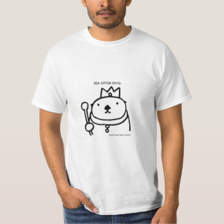 Sea Otter King T-Shirt