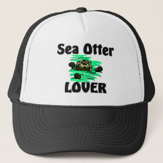 Sea Otter Lover Trucker Hat