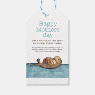 Sea otter mothers day