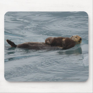 Sea Otter Mouse Mat