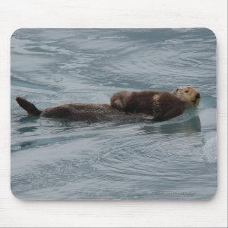 Sea Otter Mouse Mat