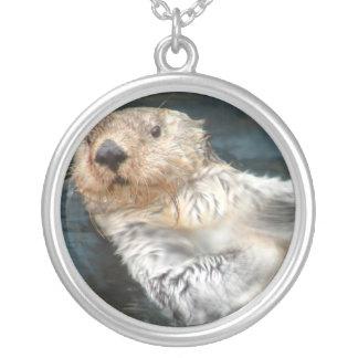 Sea Otter Necklace