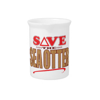 Sea Otter Save Pitcher