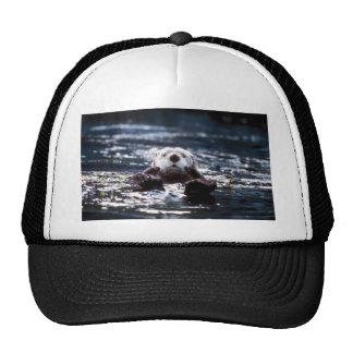 Sea Otter Swimming Cap