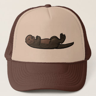Sea Otter Trucker Hat