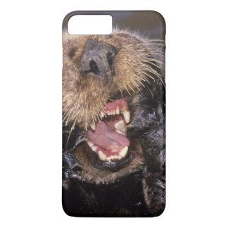 Sea Otters, Enhydra lutris 6 iPhone 8 Plus/7 Plus Case