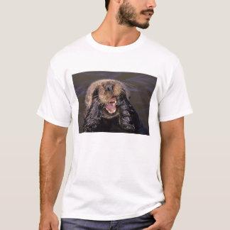 Sea Otters, Enhydra lutris 6 T-Shirt