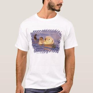 Sea Otters, Enhydra lutris T-Shirt