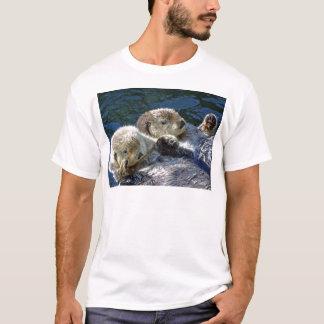 Sea-otters T-Shirt