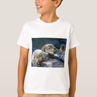 Sea-otters T-Shirt